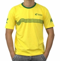 Camiseta Pet Com Estampa Frontal e Lateral