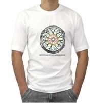 Camiseta Promocional Com Estampa Frontal
