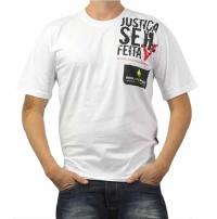 Camisetas Organic Com Estampa Frontal