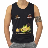 Camiseta Regata Dry Fit - Piquet Dry IAFA - Com Estampa Frontal