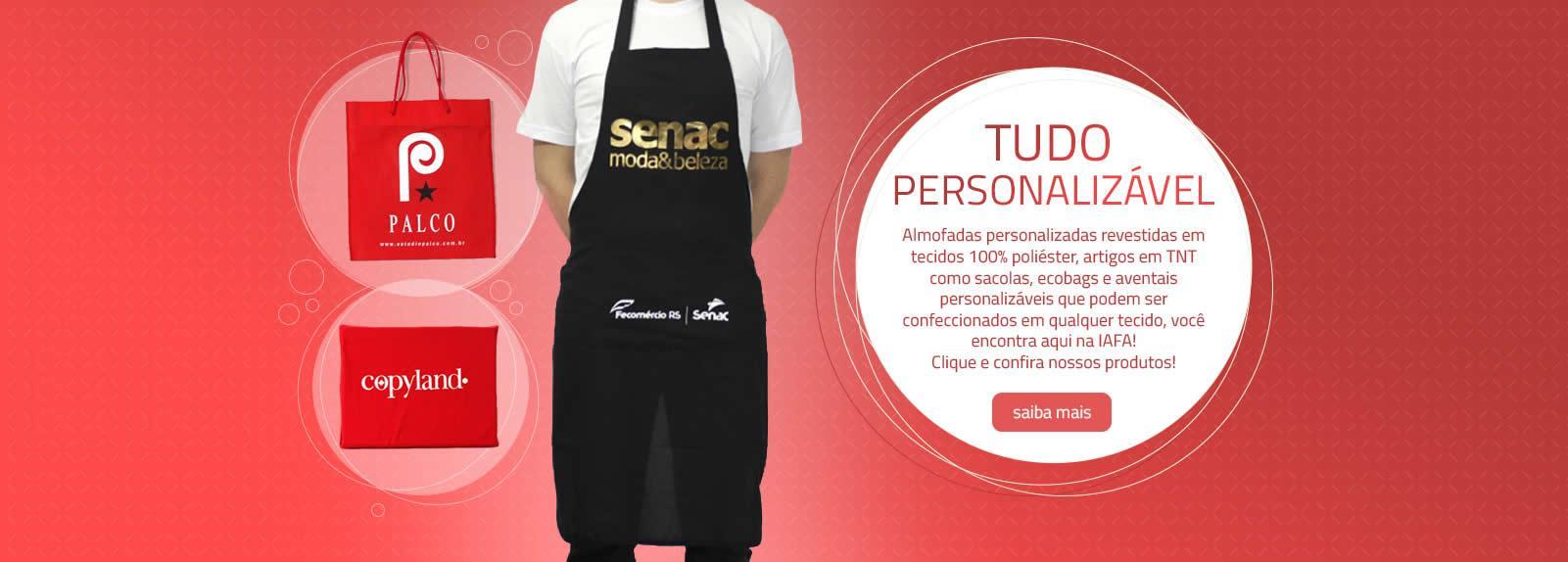 Camisetas personalizadas em Porto Alegre