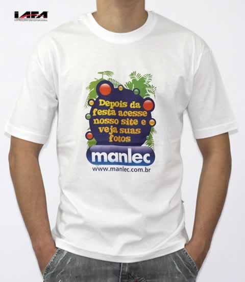 Camiseta personalizada slim