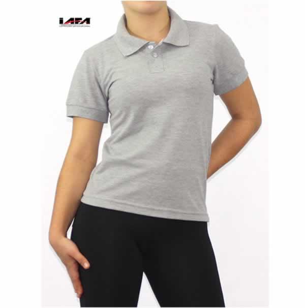 Camisa Polo Personalizada Feminina Lisa