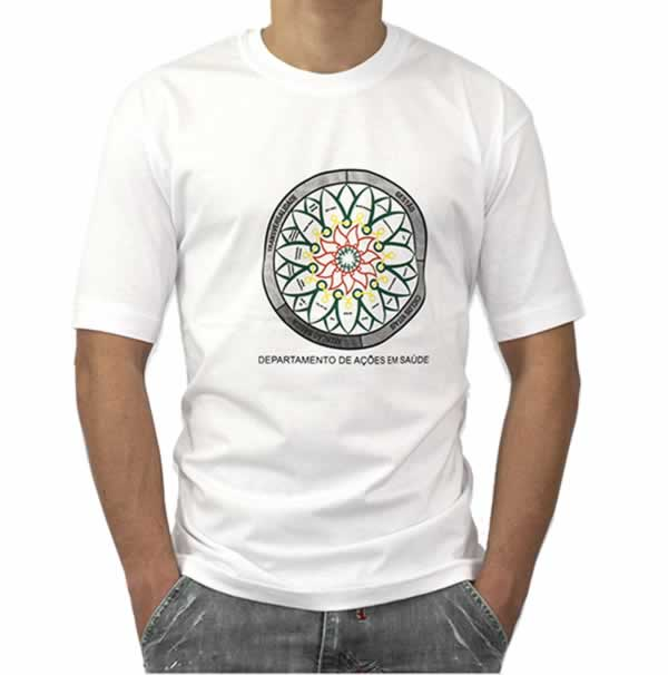 Camiseta Personalizada Promocional Slim