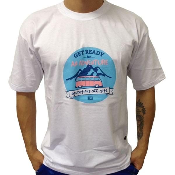 Camiseta Personalizada Básica
