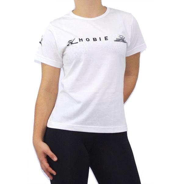 Camiseta Personalizada Baby Look Dry Fit - Poliamida - Com Estampa Frontal