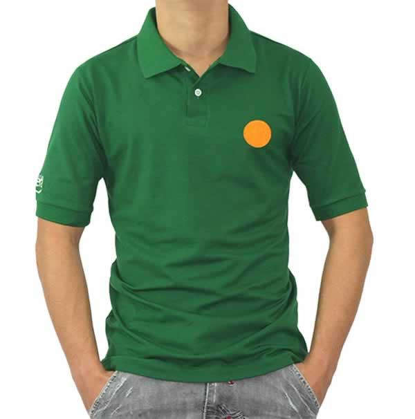 Camisa Polo Personalizada Masculina Com Estampa Frontal e Lateral